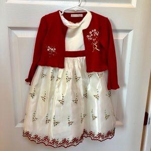 AMERICAN PRINCESS, Christmas dress